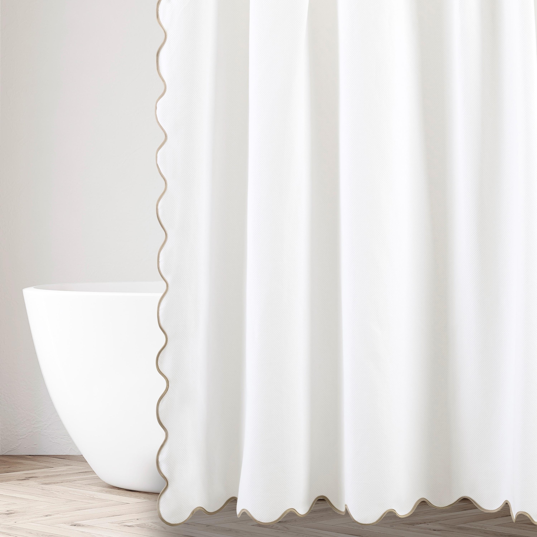 Antalya Shower Curtain